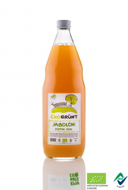 Jabolčni sok - motni - Ekogrunt