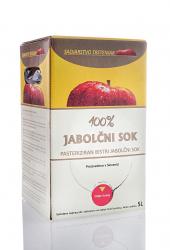 100% jabolčni sok